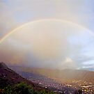 Manoa Valley, Oahu by kevin smith  skystudiohawaii