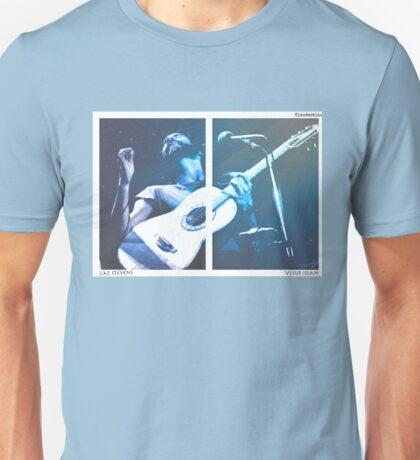 Cat Stevens / Yusuf Unisex T-Shirt