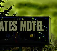 Bate's Motel by Tina Bentley