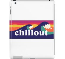 Chill Out! iPad Case/Skin