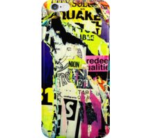 Poster Archaeology 2 iPhone Case/Skin