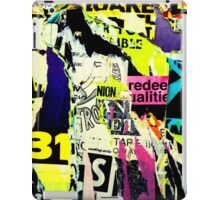 Poster Archaeology 2 iPad Case/Skin