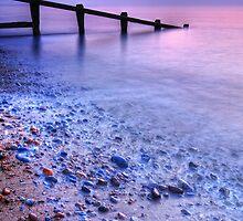 Aldeburgh Beach Suffolk 7. by Wayne Bradshaw