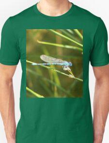 Blue Copter Unisex T-Shirt