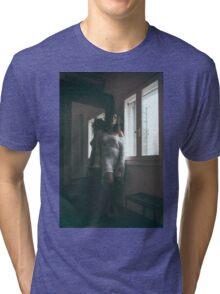 Que nos vies aient l'air d'un film Tri-blend T-Shirt