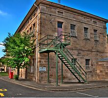 Built To Last - Gladesville  Asylum (Hospital) - The HDR Series by Philip Johnson