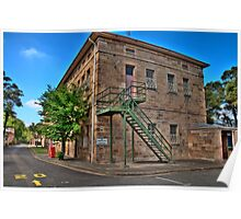 Built To Last - Gladesville  Asylum (Hospital) - The HDR Series Poster