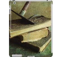 Humanity in Print iPad Case/Skin