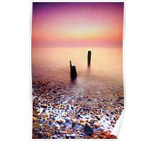 Aldeburgh Beach Suffolk 8. Poster
