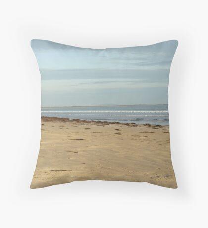 Waratah Bay 3 Throw Pillow