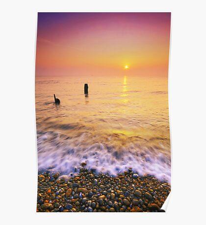 Aldeburgh Beach Suffolk 10. Poster