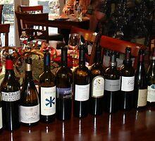 The Wine Tasting by Cathy Jones