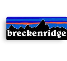 Breckenridge Canvas Print