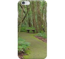 Rest awhile iPhone Case/Skin