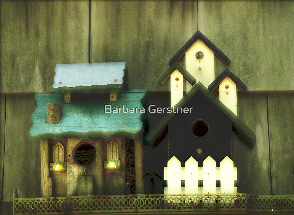 Home Tweet Home by Barbara Gerstner