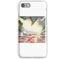 Wild cloud formation iPhone Case/Skin