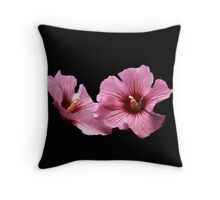 102708-1  STANDING OUT--PART 2 Throw Pillow