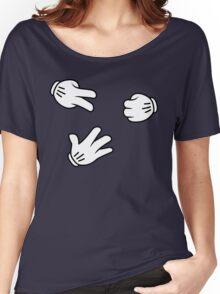 Rock, Paper, Scissors Women's Relaxed Fit T-Shirt