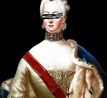 Catherine the Great by bethwoodvilles