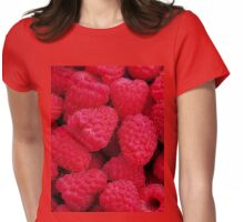 Pink Raspberrie Womens Fitted T-Shirt
