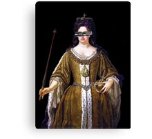 Anne, Queen of Great Britain Canvas Print