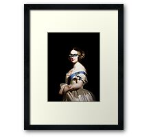 The Grandmother of Europe Framed Print