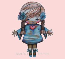Love is a BIG hug Tee Kids Clothes