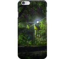 A big tree - night HDR photo iPhone Case/Skin