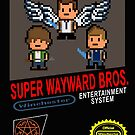 Super Wayward Bros. by theyellowsnowco