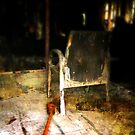 The Chair  by Tia Allor-Bailey