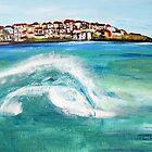 Bondi Surf by gillsart