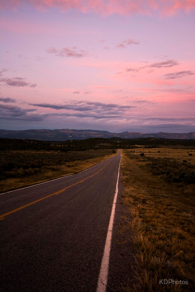 Lonesome Road by KDPhotos