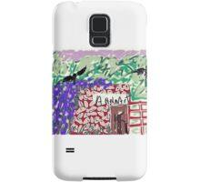 Anna's art shack Samsung Galaxy Case/Skin