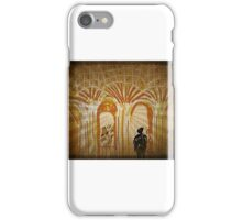 Tourist exploring iPhone Case/Skin