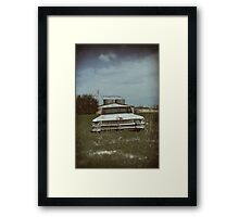 Cadillac Dreams Framed Print
