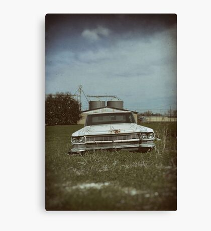 Cadillac Dreams Canvas Print
