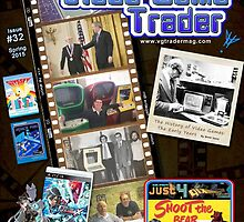 Video Game Trader #32 (Spring 2015) Cover  by Vgtradermag