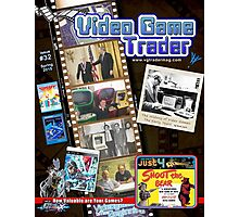 Video Game Trader #32 (Spring 2015) Cover  Photographic Print
