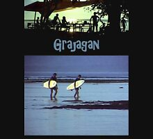 Afternoon in G-Land Unisex T-Shirt
