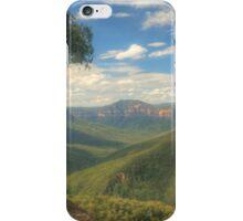 Grose Valley Vista iPhone Case/Skin