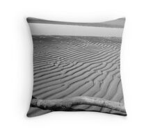 Rustic Seaside - Sandgate, Brisbane. Throw Pillow