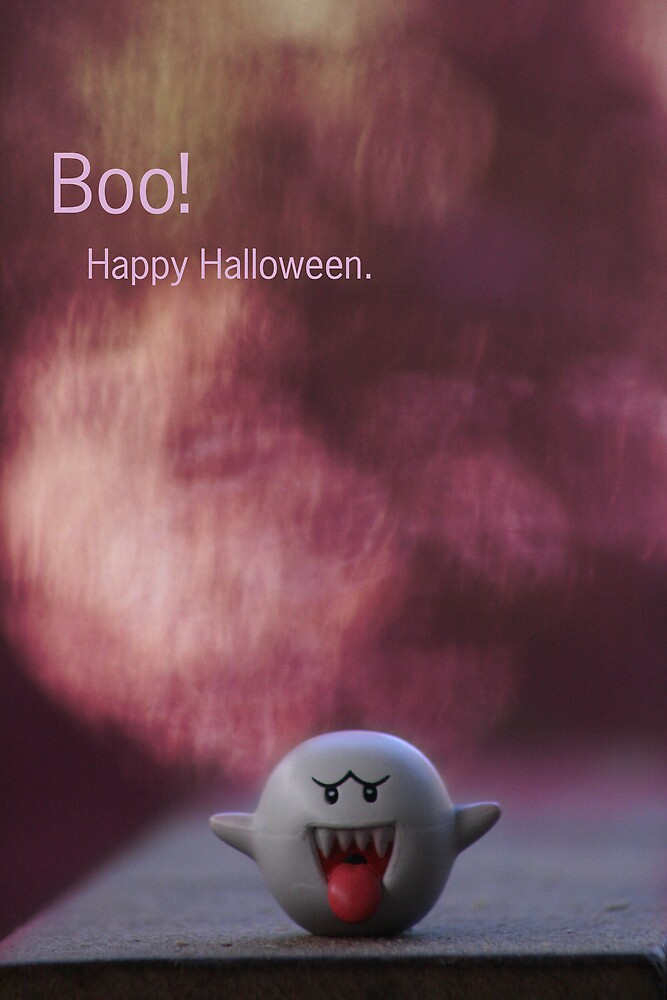 Happy Halloween! by Amy Simons