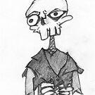 Skull by David owens