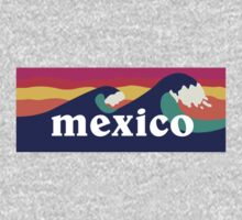 Mexico surfing waves by mustbtheweather