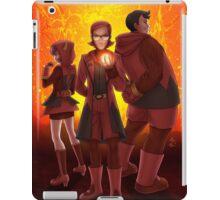 Team Magma Full Art iPad Case/Skin