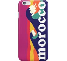 Morocco iPhone Case/Skin