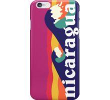 Nicaragua iPhone Case/Skin