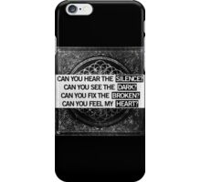 Can You Feel My Heart - BMTH iPhone Case/Skin