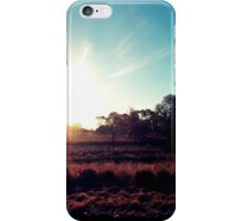 Outback Sunshine iPhone Case/Skin
