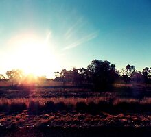 Outback Sunshine by DarlingJessie